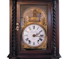Detalle Reloj Modelo Embajador