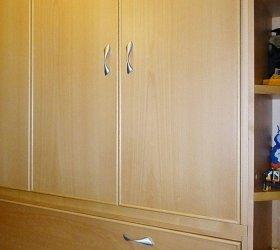 Dormitorio Modelo Sergio II